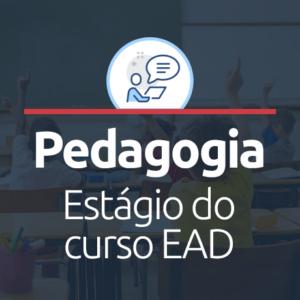 estágio em pedagogia no EAD