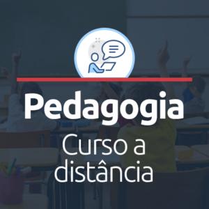 curso de pedagogia a distância