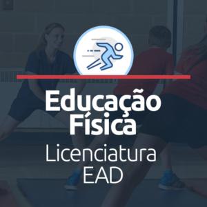 Licenciatura em educação física EAD
