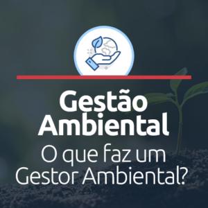 Curso de Gestão Ambiental EAD