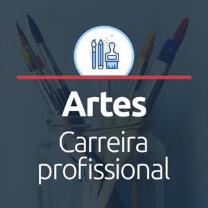 profissional formado em Artes